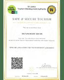 safe secure Tourism logo
